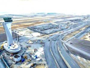 Yeni Havalimanının adı dünyadan gelecek