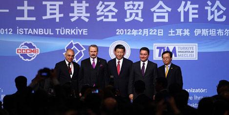 Çin, Kanal ve 3.Köprü'ye talip