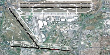 Atatürk Havalimanı'na 4'cü pist