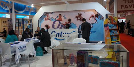 Ontex Türkiye, Arab Health'de