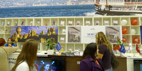 TUROB, İtalya BIT 2012'de