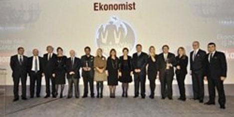 'Yılın İş İnsanları'nı seçildi