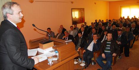 Kozan'da,  Turizm Çalıştayı