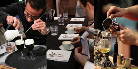 Kahve Sanatçıları Yarışması