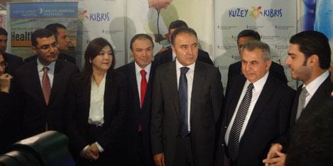 Antalya Zirvesi'nde KKTC'ye ilgi