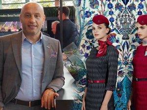 Türk moda endüstrisinden THY'ye sitem..