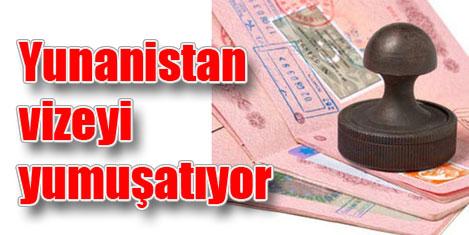 Türklere Ege Adaları için kolay vize