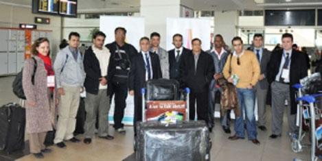 Tur operatörleri Akdeniz'de
