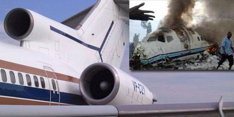 """""""Fly Congo"""" uçakları imha ediyor"""