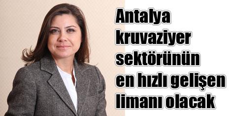 Antalya Limanı trafiği yükselecek