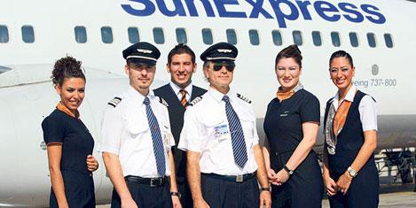 SunExpress'ten Doğu açılımı