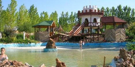 Kalecik'in Kırsal Turizm projesi