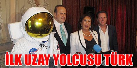 İlk uzay yolcusu Ahu Aysal olacak