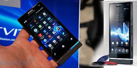 Sony'den 250bin akıllı telefon