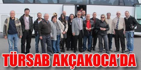 TÜRSAB ile Akçakoca keşfi