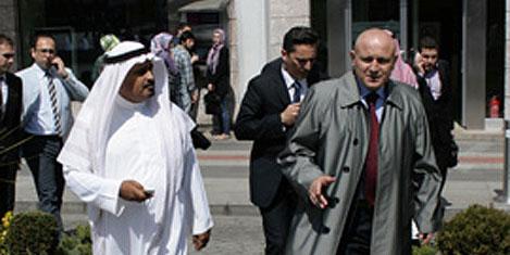 Trabzon'a 5 yıldızlı Arap oteli geliyor