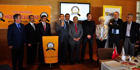 BİKAV, Bitlis için çalışıyor
