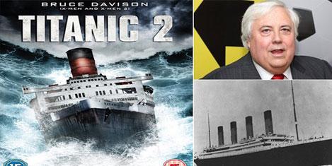 Avustralyalı milyardere Titanik