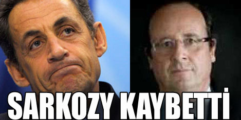 Fransa Sarkozy'i yolcu etti