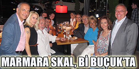 Marmara Skal, Bi Buçuk'ta buluştu