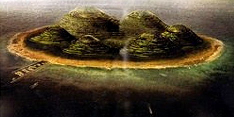 Karadeniz'e 'Havva Adası' geliyor