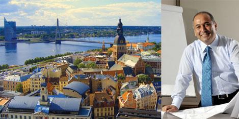 """Riga'da """"Kemer Rüyası"""" anlatılıyor"""