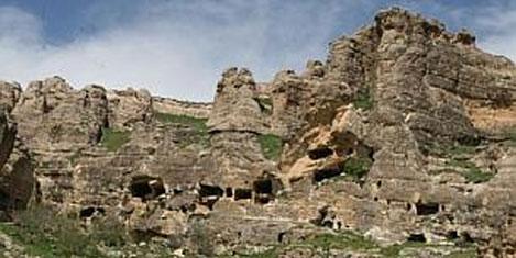 Hasuni mağaraları turist bekliyor
