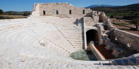 Dünyanın ilk meclis binası turizmde