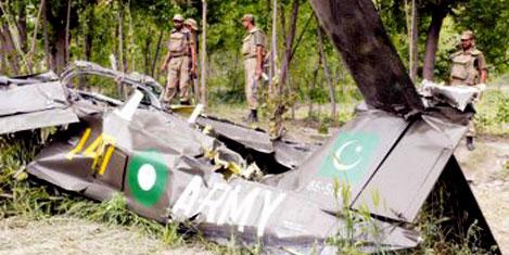 İki uçak havada çarpıştı: 4 pilot öldü