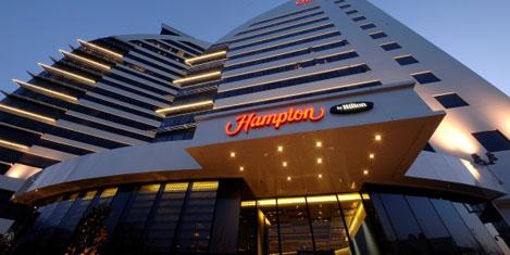 Hilton Worldwide, Bursa'da