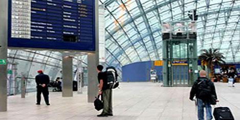 Dubai havalanı 2011'de açılacak