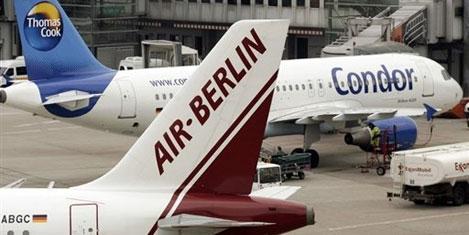 Havacılık hükümete karşı oldu