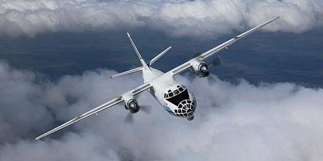 Rus uçağı alev aldı: 19 yaralı
