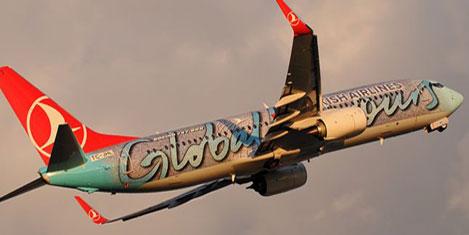 THY'dan Viyana yolcularına sürpriz