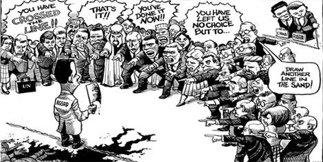 Suriye çıkmazı çözümsüz hale geldi