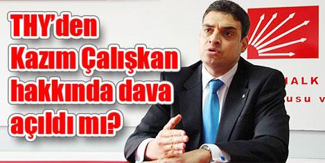 CHP'li Oran'dan THY için iddia