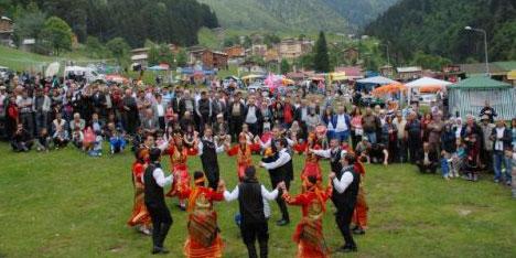 Ayder Doğa Festivali başladı
