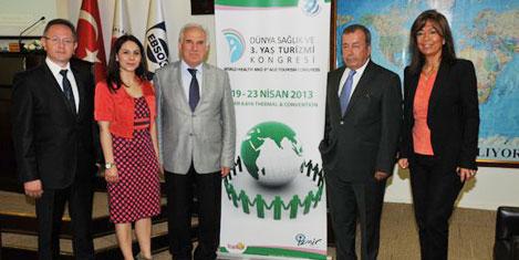 Turizmin devleri İzmir'e getirilecek