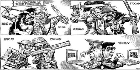 İran'a karşı yazılımla siber savaş başladı