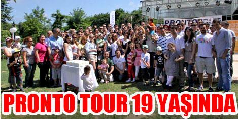 Pronto Tour 19'cu yaşını kutladı