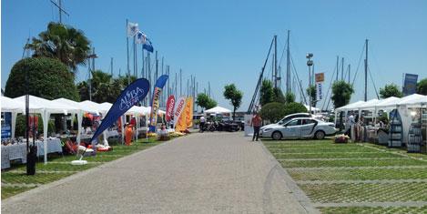 Ataköy Marina'da Yaza Merhaba
