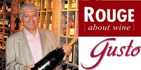 Rouge'da bir günlük şarap kursu