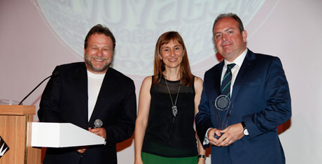 LykiaWorld'e iki ödül verildi