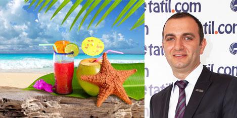 Tatil.com, yatırımlarla büyüyor