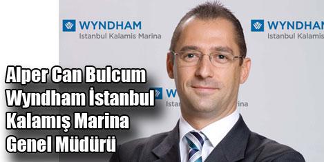 Wyndham İstanbul'a Bulcum atandı