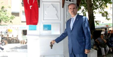 Bursa'nın tarihi çeşmeleri artıyor