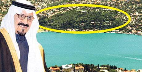 Sevda Tepesi'ne 4 kral villası