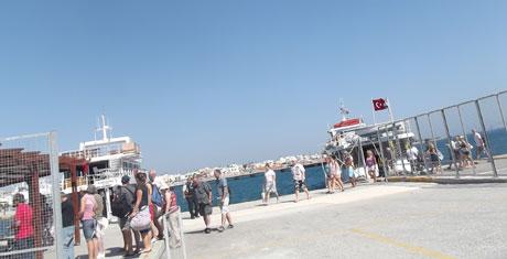Yunanistan vize sorunu çözüldü