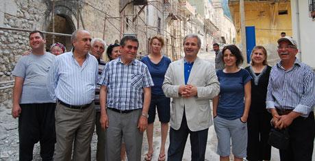 Mustafa Kemal Sokağı yenileniyor
