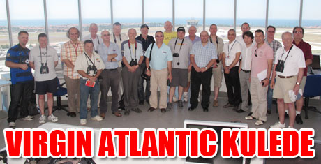 Virgin Atlantic heyeti AHL'de